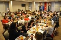 KADIN SIĞINMA - Söke Ticaret Odası'nın Kadın Girişimcilerinden Anlamlı İftar
