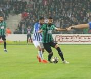 TFF 2. Lig Play-Off Yarı Final Açıklaması Sakaryaspor Açıklaması 4 - Sarıyer Açıklaması 0