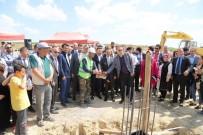 TEMEL ATMA TÖRENİ - Türkiye'nin En Modern Hayvan Kasabası İçin Temel Atma Töreni Düzenlendi