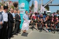 KEMAL ÇEBER - Uluslararası Yavuz Sultan Selim Karadeniz Bisiklet Turu Start Aldı