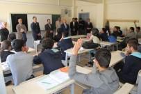 Vali Çağatay'dan Okul Ziyaretleri