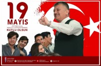 ERSIN YAZıCı - Vali Yazıcı'dan 19 Mayıs Mesajı