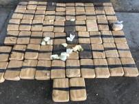 NARKOTIK - Yakıt deposunda kokusu soğanla engellenen 31 kilo eroin ele geçirildi