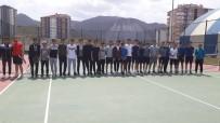 SPOR KOMPLEKSİ - 19 Mayıs Gençlik Kupası Tenis İl Birinciliği Devam Ediyor