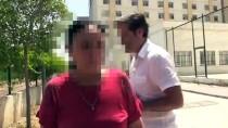 GÖZYAŞı - Adana'da Kadına Darp İddiası