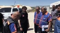 AFAD Başkanı Güllüoğlu Suriyeli Öğrencilerle Buluştu