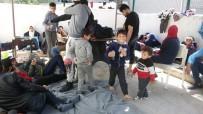 Ayvalık'ta Afganistan Uyruklu 30 Düzensiz Göçmen Ve 1 Organizatör Yakalandı