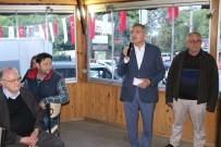 Beykoz'da 'Gönülden Gönüle İftar Buluşmaları'nda 2 Bin Kişi İftar Yaptı