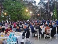 ASKERLİK ŞUBESİ - Çaycuma Kaymakamı Şehit Aileleri Ve Gaziler Onuruna İftar Verdi