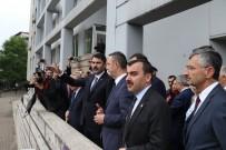 Çevre Bakanı Kurum'dan Fevkani Köprüsü'ne Yakın Markaj