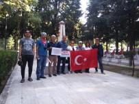 Ege'nin Şehit Toprakları Samsun'un Zirvelerinde