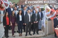Ekonomi Kulübü Başkanı Çınar Milli Mücadele Ateşinin 100. Yılını Kutladı