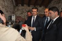 Erzurum Ticaret Borsası Tarafından Yürütülen 'Soğuk Zincir Süt Kurulumu ' Projesi Start Aldı