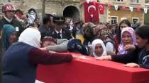 ALPASLAN KAVAKLIOĞLU - Hatay'da Şehit Olan Askerin Cenazesi Toprağa Verildi