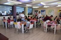 Kahta'da Zeka Oyunları Yarışması Yapıldı