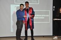 Kars'ta Lise Son Sınıf Öğrencileri İçin Mezuniyet Töreni