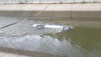Kastamonu'da Pikap, Su Kanalına Uçtu Açıklaması 1 Ölü
