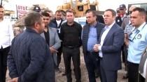 SİLAHLI ÇATIŞMA - Keçiören Belediyesi Ovacık Oto Pazarı Ruhsatını İptal Etti
