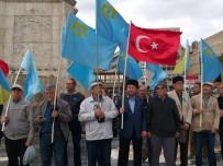 SOVYETLER BIRLIĞI - Kırım Sürgünü 75'Nci Yılında Anıldı