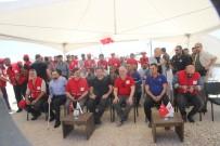 Kızılay Azez'de Mobil Sağlık Kliniği Açtı