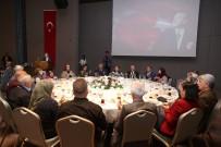 ESKİŞEHİR VALİSİ - Muharip Hava Kuvveti Komutanlığından Şehit Aileleri Ve Gaziler Onuruna İftar Programı