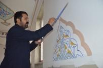 (Özel) Osmanlı'dan Kalan Nakkaşlık Sanatını Gelecek Nesillere Aktarmak İstiyor
