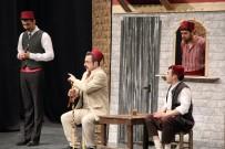 HALDUN DORMEN - Sahne Tozu Tiyatrosu 'Kanlı Nigar' İle Sezonu Kapatıyor