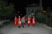 Simavlılar, Sahura Mehter Marşıyla Kalktı