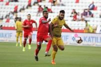 TARIK ÇAMDAL - Spor Toto Süper Lig Açıklaması Antalyaspor Açıklaması 1 - E.Y. Malatyaspor Açıklaması 0 (İlk Yarı)