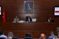 Vali Su, Bağımlılıkla Mücadele Koordinasyon Toplantısına Katıldı