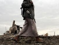 YEMEN - Yemen'de 80 Husi öldürüldü