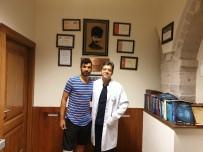 FUTBOL TAKIMI - Yeni Çorumspor'lu Futbolcu Uğur Bulut Ameliyat Oldu