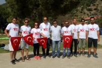 SITKI KOÇMAN ÜNİVERSİTESİ - 100. Yılda Gökyüzünde Türk Bayrağı Açtılar