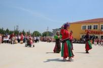 19 Mayıs Törenlerine Engelli Lise Öğrencisi Damga Vurdu