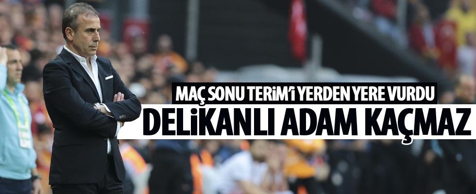 Abdullah Avcı'dan maç sonu açıklamalar