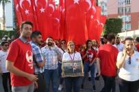 Adana'da Coşkulu 19 Mayıs Kutlamaları