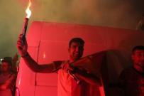 Adana'da Galatasaray'ın Şampiyonluğu Coşkuyla Kutlandı
