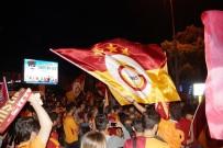 Aydın'da Galatasaray'ın Şampiyonluğu Kutlandı