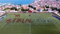 Ayvalık'ta 19 Mayıs'ın 100. Yıl Dönümü Coşkusu