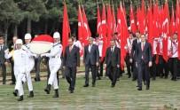 MEHMET KASAPOĞLU - Bakan Kasapoğlu Anıtkabir'de