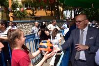 Başkan Ergün'den Çocuk Ve Gençlere Armağan