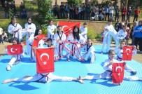GENÇLİK VE SPOR İL MÜDÜRÜ - Bilecik'te 19 Mayıs Coşkusu