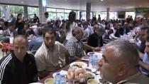 Bingöl'de Güvenlik Korucuları İftarda Buluştu