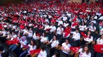 ANKARA DEVLET OPERA VE BALESİ - Binlerce Öğrenci Dünyaca Ünlü Tenor Murat Karahan'la Gençlik Marşı'nı Seslendirdi