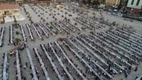 ŞANLIURFA - Binlerce Türk Ve Suriyeli Halil İbrahim Sofrasında Buluştu