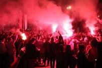 Bolu'da, Galatasaray'ın Şampiyonluğu Coşkuyla Kutlandı