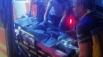 EMNIYET MÜDÜRLÜĞÜ - Bursa'da Bıçaklı Kavga Açıklaması 1 Yaralı