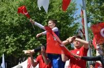 Denizli'de 19 Mayıs'ın Yüzüncü Yılına 1919 Zeybekle Coşkulu Kutlama