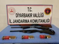 Diyarbakır'da Silah Kaçakçılarına Darbe
