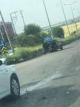 Diyarbakır'da Trafik Kazası Açıklaması 2 Yaralı